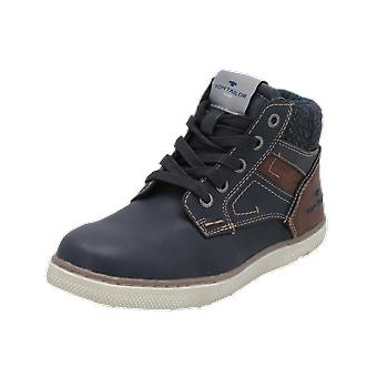 Tom Tailor 3770702 Kids Boys Boots Blue Lace-Up Boots Hiver