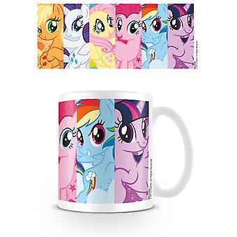 My Little Pony Panels Mug