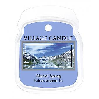 Kylän kynttilävahan sulatuspakkaukset käytettäväksi sulatortun & Öljypolttimet Jäätikköjousi