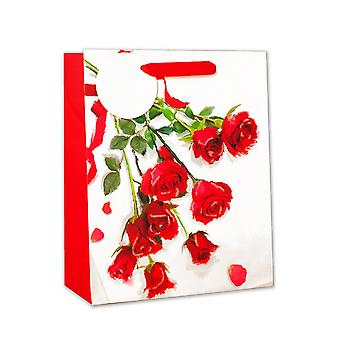 Simon Elvin Standard Floral Gift Bags Pack Of 6)