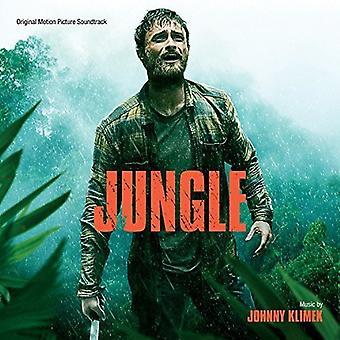 Klimek*Johnny - Jungle (Score) / O.S.T. [CD] USA import