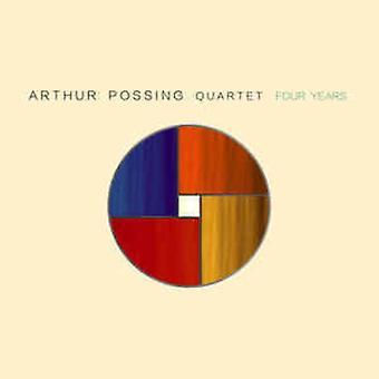 Arthur Possing Quartet - Four Years [CD] USA import