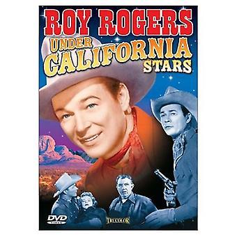 Under California Stars (1948) [DVD] USA tuonti