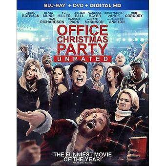 Importação de escritório EUA festa de Natal [Blu-ray]