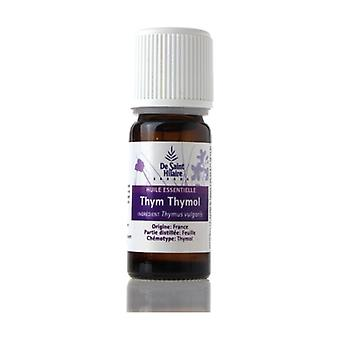 Thyme Thymol organic essential oil 5 ml