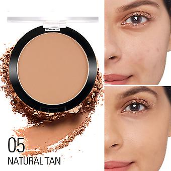 Natural Lasting Matt Pressed Face Powder - Leggero Controllo Olio Compatto