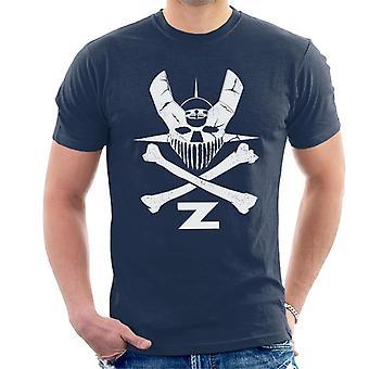 Mazinger Z Super Alloy Z Men's T-Shirt