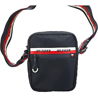 Tommy Hilfiger Urban Mini Reporter Unisex Bag in Sky Captain