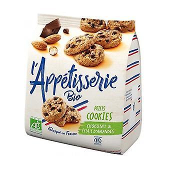 Petits Cookies Chocolate e Amêndoas 100 g (Chocolate - Amêndoa)