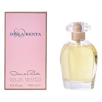 Perfume Feminino e Apos So De La Renta Oscar De La Renta EDT (100 ml)