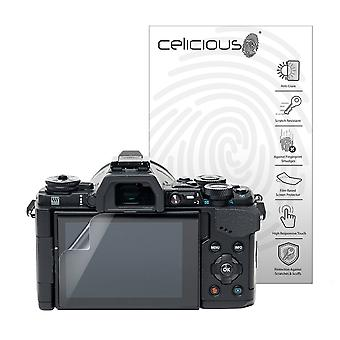 Celicious Matte Anti-Glare Screen Protector Film Compatible with Olympus OM-D E-M5 Mark II [Pack of 2]
