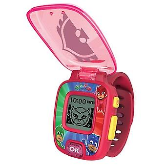 Kids PJ Mascara Super Owlette Learning Watch-VTech