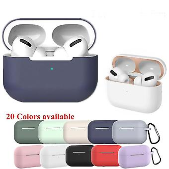 Silicone Cover Case Sticker Bluetooth Case for AirPods 3 Earphone Accessories