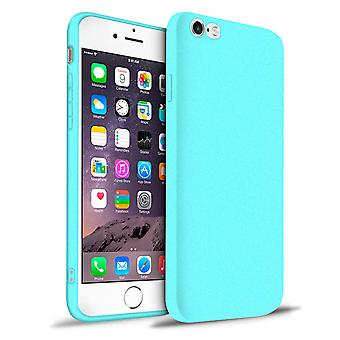 Ultra Thin Shell pour Apple iPhone 6 Plus/6s Plus Mobile Soft TPU Turquoise