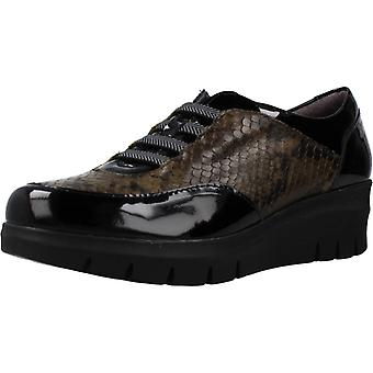 Pitillos Comfort Shoes 6453p Color Negkaki