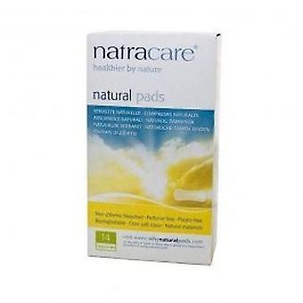 Natracare - Maxi kuddar regelbundna 14pads