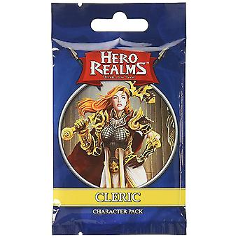 Hero Realms Cleric Expansion Pack For Card Game