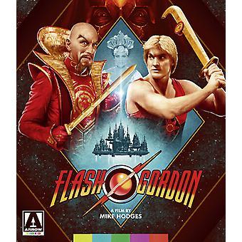 Importación de Flash Gordon [Blu-ray] EE.UU.
