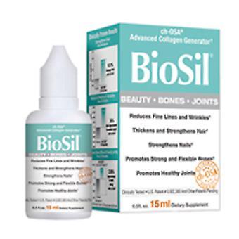 Natuurlijke factoren Biosil, Botten en gewrichten Liquid 0,5 oz