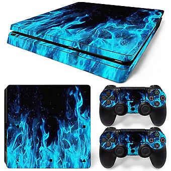 Console And Control Skin Sticker For Ps4 Slim