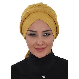 Olivia- Bomull Turban Fra Ayse Turban