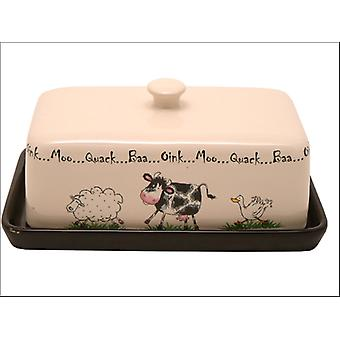Price Kensington Butter Dish Home Farm 0057.072