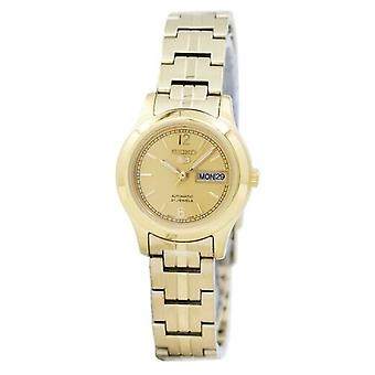Seiko 5 Automatic Syme02 Syme02k1 Syme02k Women's Watch