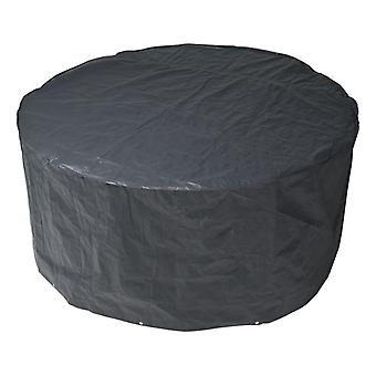 Nature garden furniture cover for round tables 325x325x90 cm