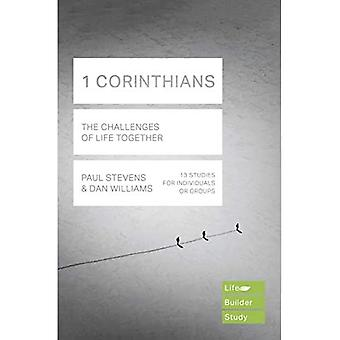 1 Corinthians (Lifebuilder Study Guides): The Challenges of Life Together
