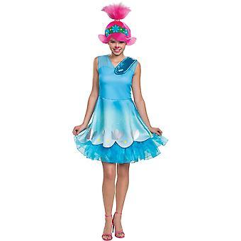 Women's Poppy Costume - Trolls Movie 2