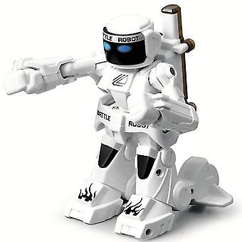 Remote Control Body Sense With Light Sound Rc Battle Robot Toy