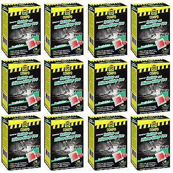 Sparset: 12 x COMPO Cumarax® Ratten- und Mäuse-Köder Pro, 240 g