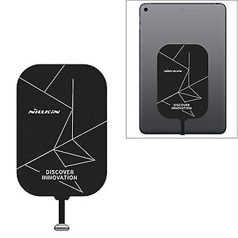 NILLKIN NKR01 For iPad mini 7.9 inch Short Magic Tag Plus QI Standard Wireless Charging Receiver with 8 Pin Port