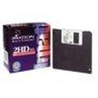 Imation - Diskette 3.5 dshd 10pk