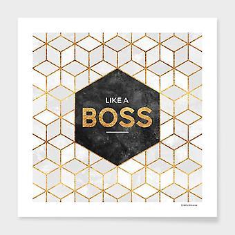 Like A Boss Frame