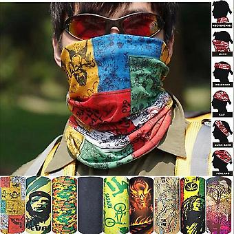 Men's Scarf Dustproof Uv Protection Headband Muslim Hijab