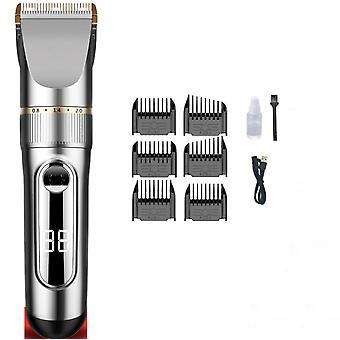 Shaved Hair Clipper/fader Adult Baby Child Electric Clipper/electric Push Head Shaver