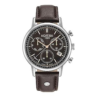 Roamer Vanguard Chrono 975819405509 Men's Watch Chronograph