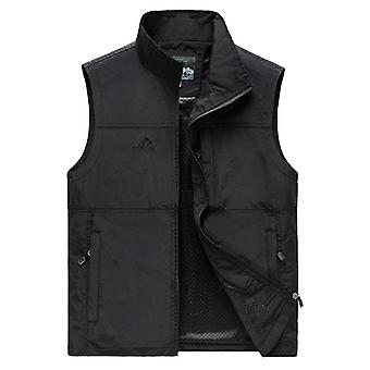 Men's Vests, Sleeveless Vest, Summer, Spring, Autumn Casual Travels