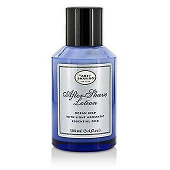 After Shave Lotion Alcohol Free - Ocean Kelp (Unboxed) 100ml or 3.4oz