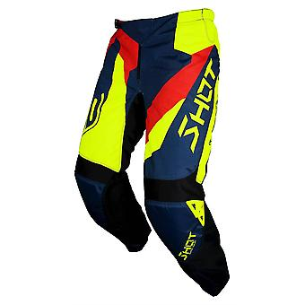 Shot Devo Alert Blue Adults MX Pants