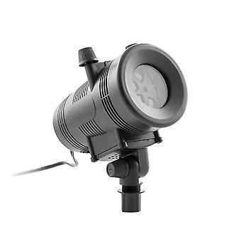 LED projektor for utendørs bruk