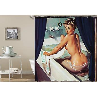 Kylpy amme Lady suihku verho