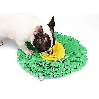 الحيوانات الأليفة استنشاق وسادة جديدة الغذاء تسعى لوحة التعليمية لعبة الكلب شم الضغط وسادة الإغاثة