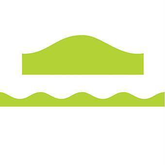 Magnetic Border, Lime Green, 12'