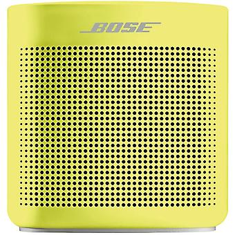 DZK SoundLink Color II: Portable Bluetooth, Wireless Speaker with Microphone-Yellow