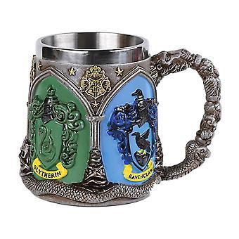 Harry Potter Hogwarts Houses Sculpted Mug