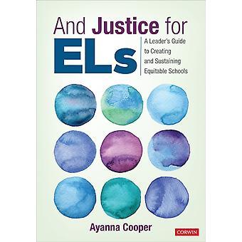 Ja justice for ELs-kirjoittanut Ayanna C. Cooper