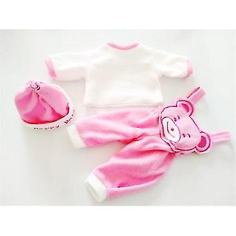 4 Style Doll Clothes Sets Suit For 22 Inch Newborn Baby Doll