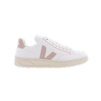 Veja V- Leather White XD022476_BABE shoe